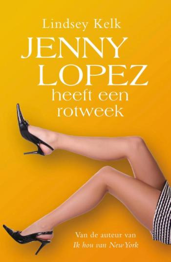 9789000306190 Jenny Lopez has a bad week (e-boek)