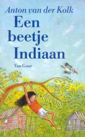 9789000313297 Een beetje indiaan (e-boek)