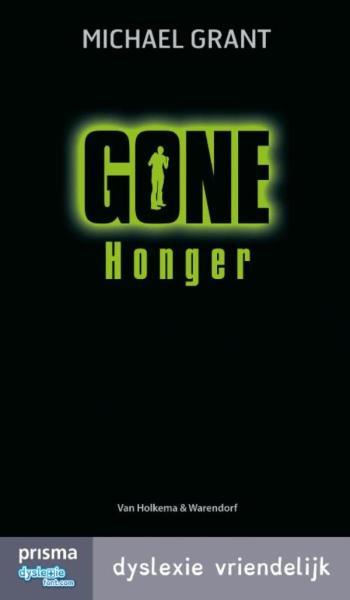 9789000336753 PrismaDyslexie Gone - Honger (e-boek)
