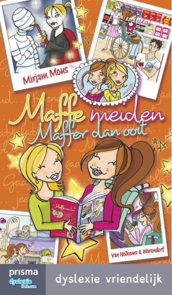 9789000336852 PrismaDyslexie Maffe meiden maffer dan ooit (e-boek)