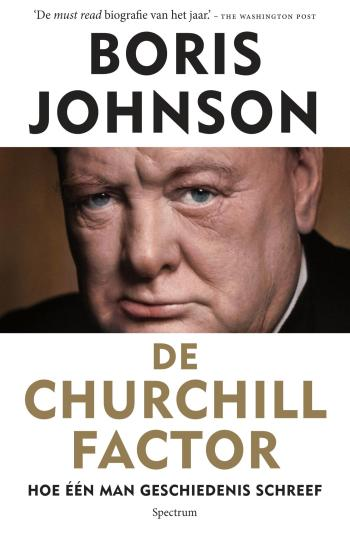9789000343553 De Churchill factor (e-boek)