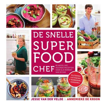 9789000343652 De snelle Superfood chef (e-boek)