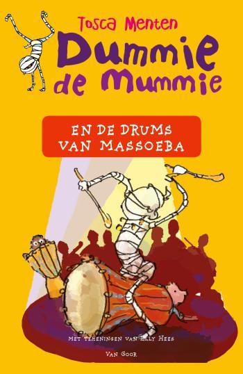 9789000346684 Dummie de mummie en de drums van Massoeba (e-boek)