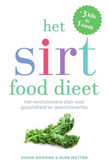 9789000355174 Het sirtfood dieet (e-boek)