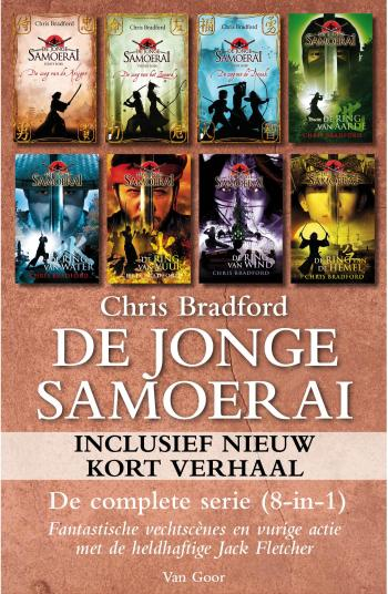 9789000355488 De jonge samoerai - De complete serie inclusief nieuw kort verhaal (8-in-1) (e-boek)