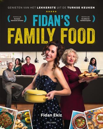 9789000356058 Fidan's Family Food (e-boek)