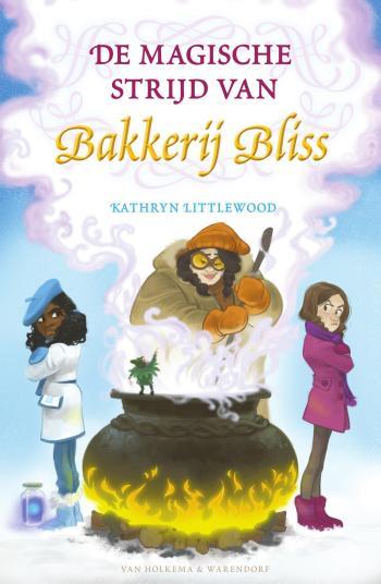 9789000365630 De magische strijd van Bakkerij Bliss (e-boek)