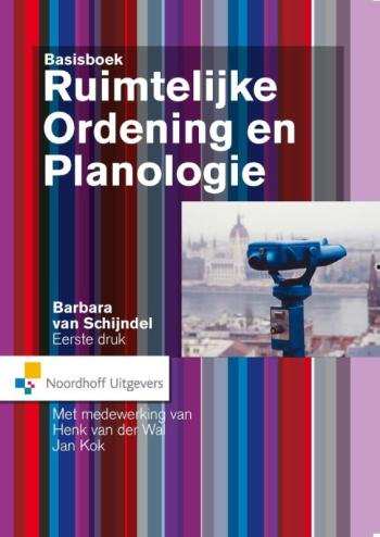 9789001831998 Basisboek Ruimtelijke Ordening en Planologie (e-book) (Bookshelf e-boek)