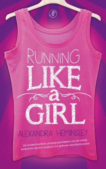 9789029538589 Running like a girl (e-boek)