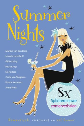 9789059772106 Summer Nights (e-boek)