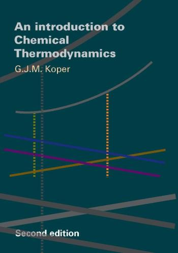 9789065621887 An Introduction to Chemical Thermodynamics (e-boek)