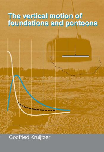 9789065622211 The vertical motion of foundations and pontoons (e-boek)