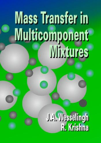 9789065622242 Mass transfer in multicomponent mixtures (e-boek)