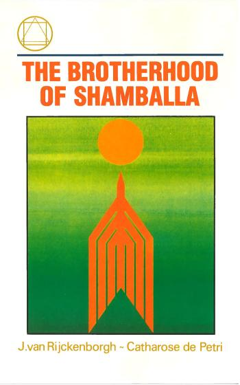 9789067326773 the brotherhood of Shamballa (e-boek)