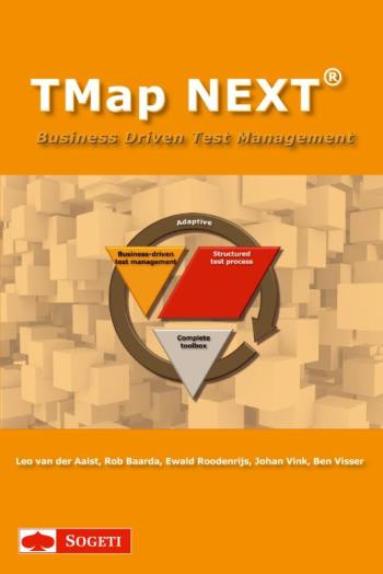 9789075414493 TMap NEXT - Business Driven Test Management (e-boek)