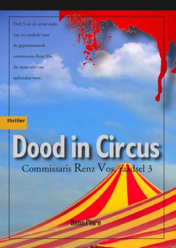 9789081206075 Dood in Circus - Commissaris Vos (e-boek)