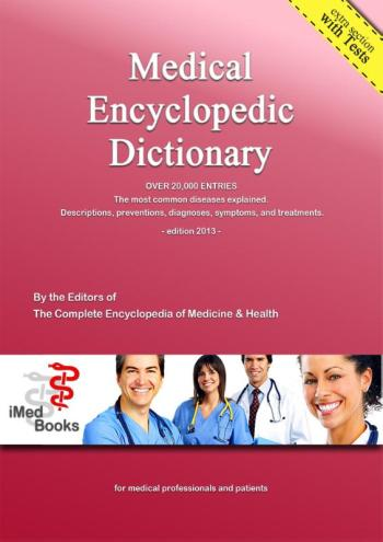 9789082088052 Medical Encyclopedic Dictionary (e-boek)
