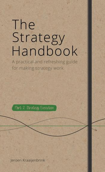 9789082344349 The Strategy Handbook, Part 2: Strategy Execution (e-boek)