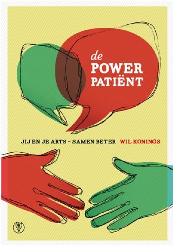 9789082350319 De Power Pati?nt (e-boek)
