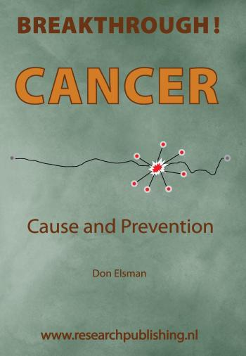 9789082627435 Cancer, cause and prevention (e-boek)