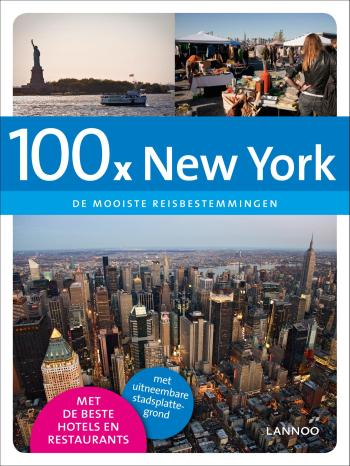 9789401402316 100 x New York (e-boek)