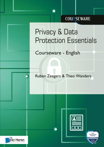 9789401804585 Privacy & Data Protection Essentials Courseware - English (e-boek)