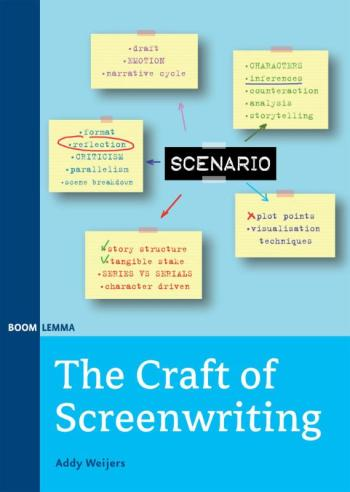 9789460949081 The craft of screenwriting (Bookshelf e-boek)